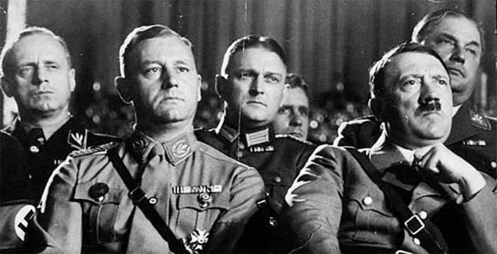 Generais nazistas