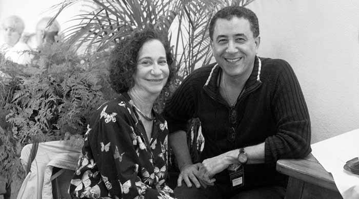 Lydia Vainer e George Jorge