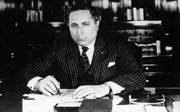 Louis Mayer, MGM