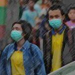 máscaras para gripe