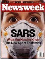 Capa Newsweek 2003