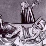 Astrólogo na peste negra