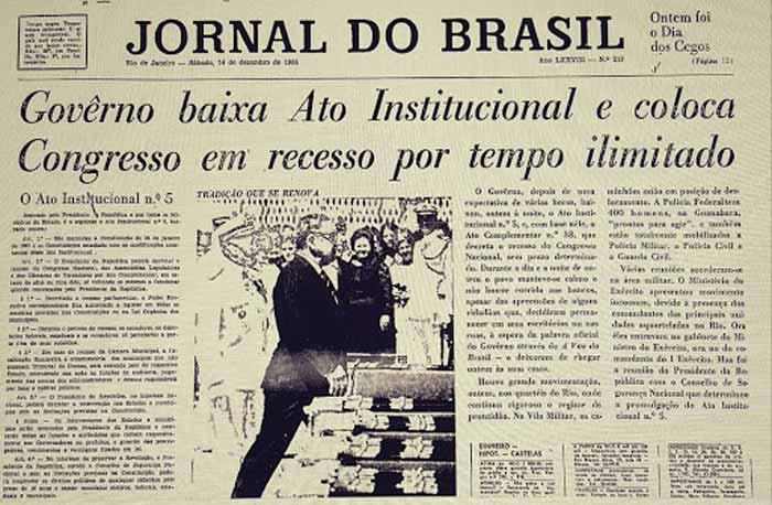 Jornal do Brasil, 1968