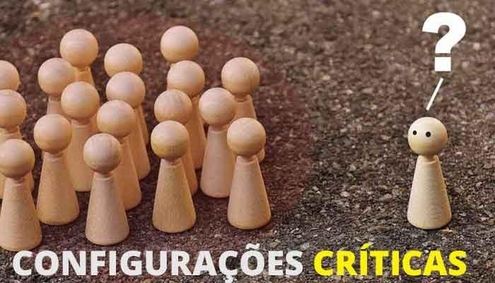 Análise de Configurações Críticas