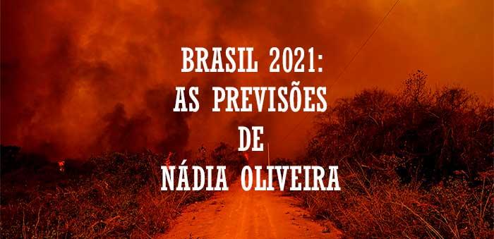 Previsões de Nádia Oliveira