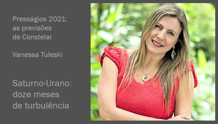 Vanessa Tuleski previsões 2021