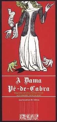 Dama Pé de Cabra