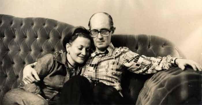 Drummond e Maria Julieta