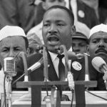 Martin Luther King, 1963