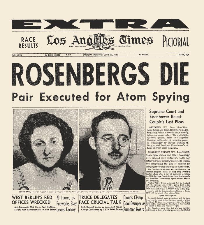 Casal Rosenberg 1952