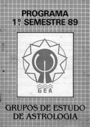 1º semestre 1989
