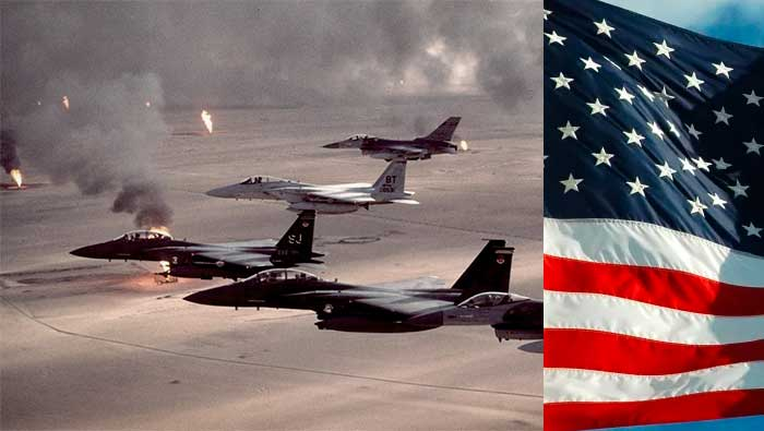 EUA - guerra