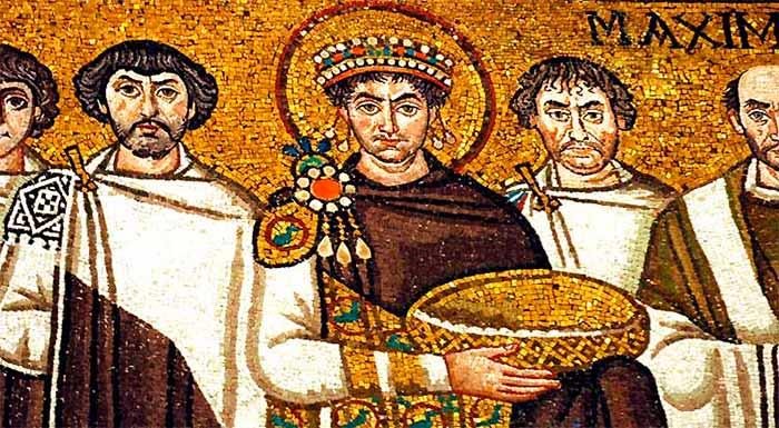 Imperadores bizantinos