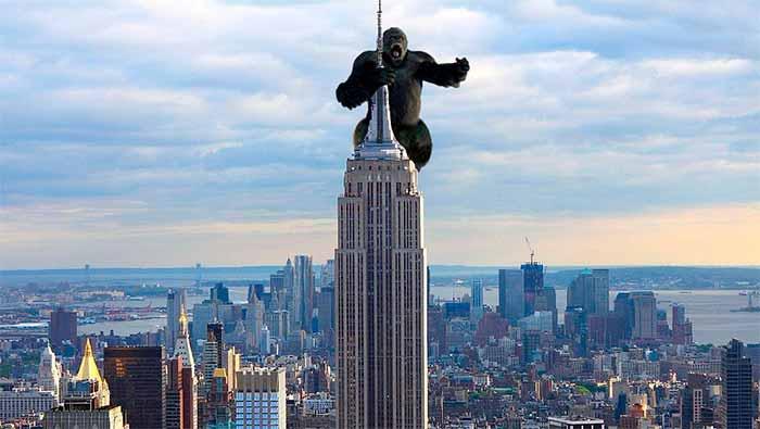 King Kong em Nova Iorque