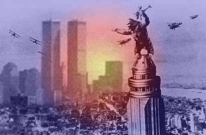 Montagem King Kong